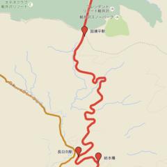 草軽電鉄線路推定図 - Google マップ.png